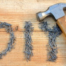 Top 3 DIY Crafts With Nails And A Hammer