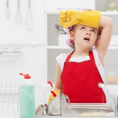 How To Motivate Children To Do Chores?